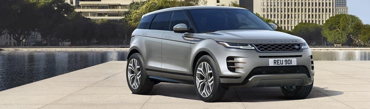 Range Rover Evoque Features