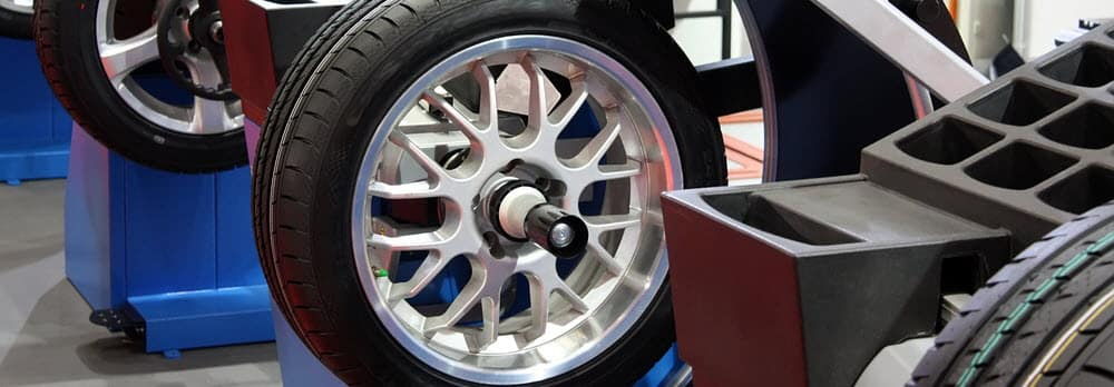 How to Balance Tires near Albuquerque NM