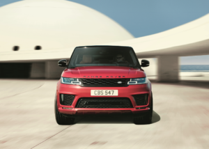 Range Rover Sport vs BMW X5