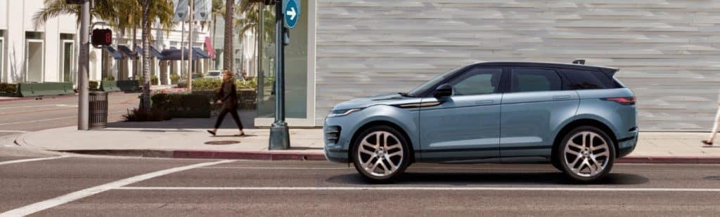 Range Rover Evoque MPG