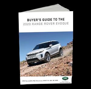 2020 Ranger Rover Evoque
