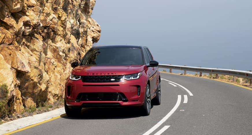 2020 Land Rover Discovery Sport Albuquerque
