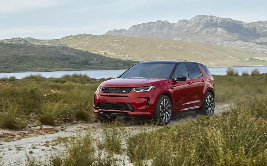Land Rover Discovery Sport Design