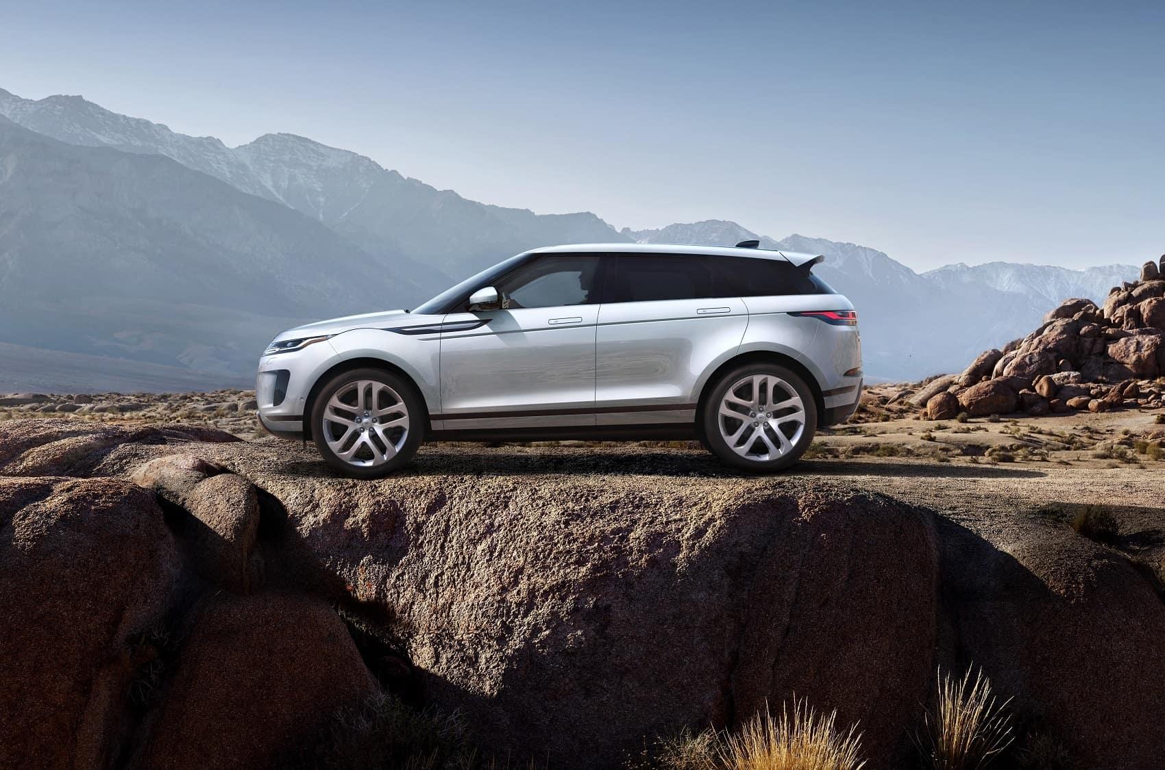 2020 Range Rover Evoque Off-Road