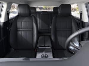 2020 Range Rover Evoque Passenger Space