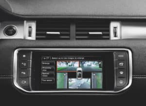 Land Rover Surround Cameras