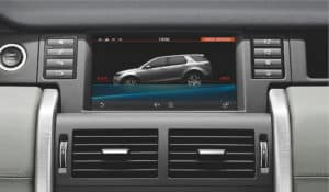 Land Rover Wade Sensing