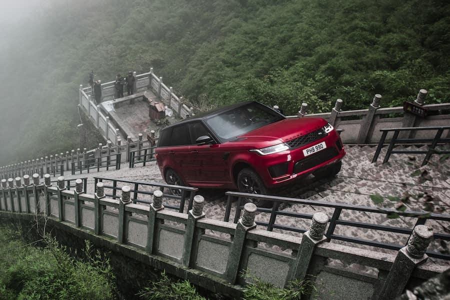 Raneg Rover Sport Off-Road