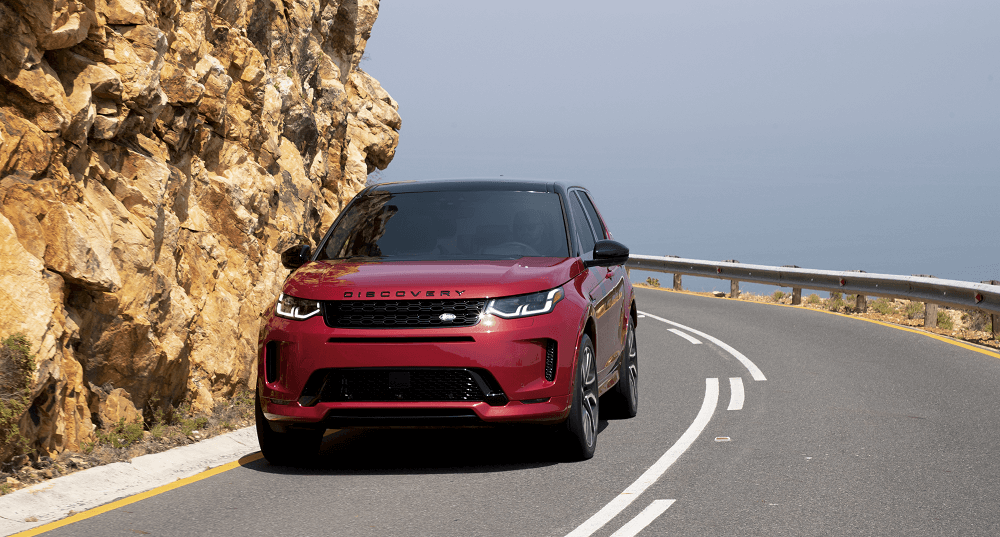 2020 Land Rover Discovery Sport Safety