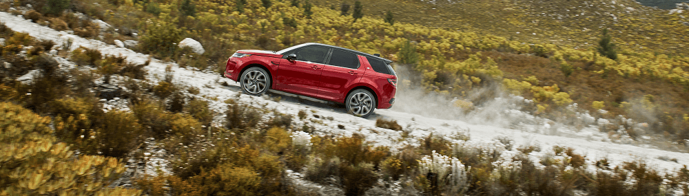2020 Land Rover Discovery Sport Reliability