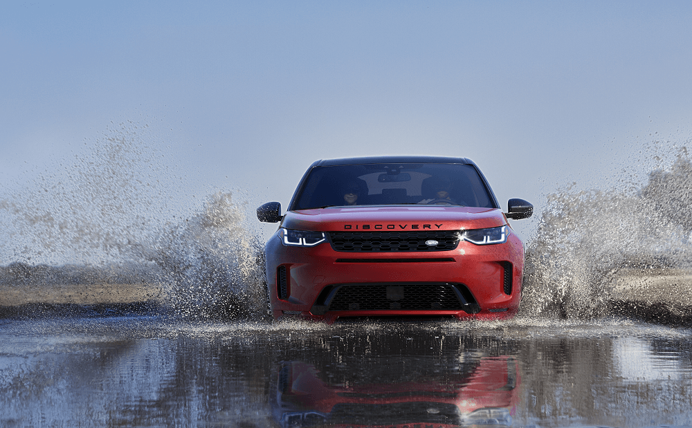 2020 Land Rover Discovery Sport Performance Specs