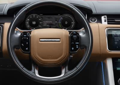 Range Rover Sport Driver's Seat.