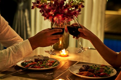 Romantic Restaurants For Valentine S Day Santa Fe Nm