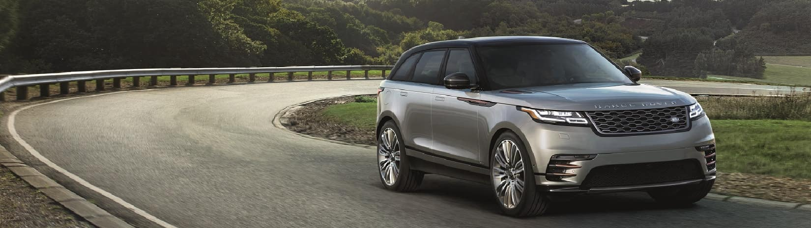 2018 Range Rover Velar Luxurious Interior