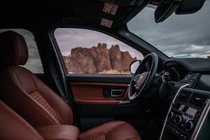 2018 Land Rover Discovery Sport Luxurious Interior