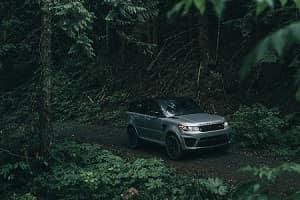 2018 Range Rover Off-Roading Capabilites