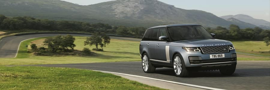 2018 Range Rover Inventory in Santa Fe