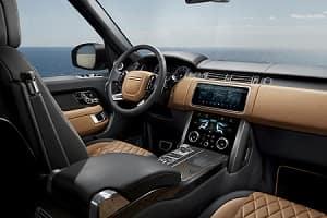 2018 Range Rover Interior Features