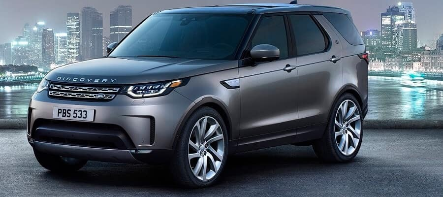 2018 Land Rover Inventory