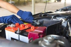Check Your Battery with Oil Changes
