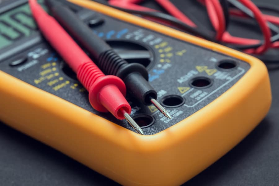 Battery Multimeter