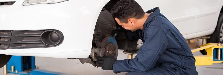 Getting Your Brakes Fixed