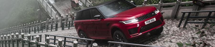 Range Rover vs Land Cruiser