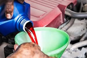 Replacing Transmission Fluid
