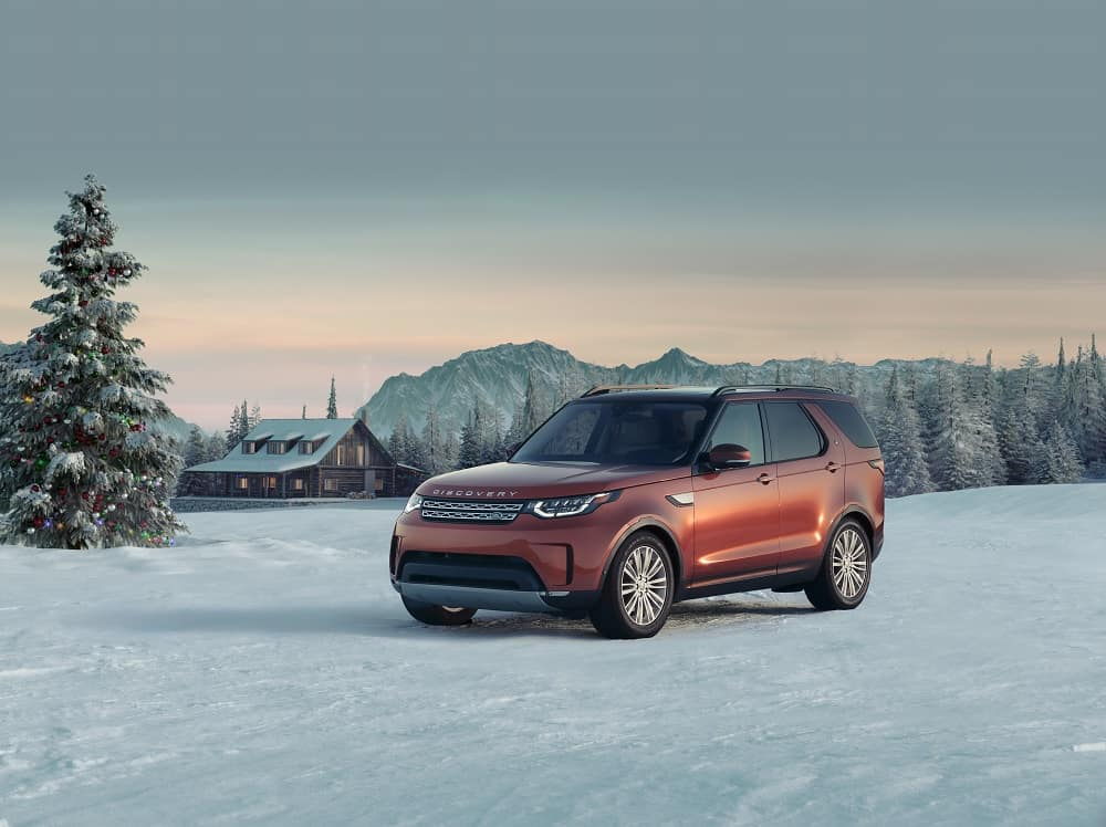 Land Rover Discovery Lease