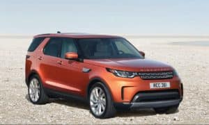 2019 Land Rover Discovery Review