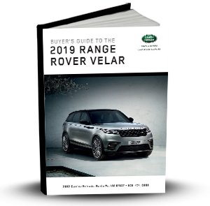 Buyer's Guide to the 2019 Range Rover Velar