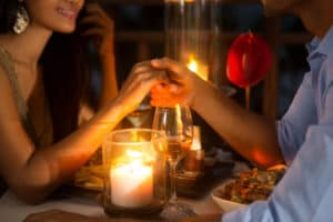 Romantic Restaurants for Valentine's Day in Santa Fe