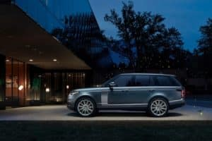 Range Rover MPG