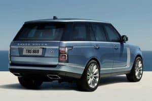 Range Rover Off-Road Capabilities