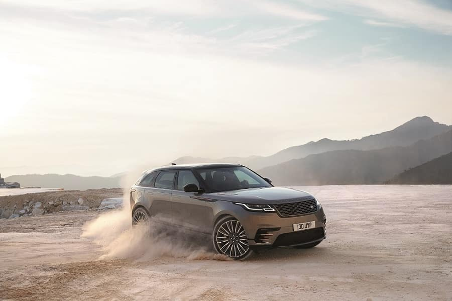 Range Rover Velar Off-Road