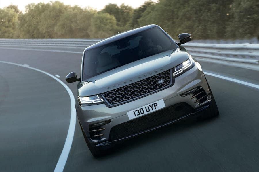 Range Rover Velar Performance