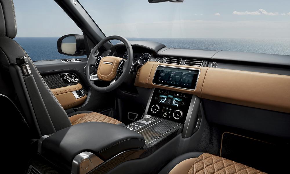 Range Rover Interior