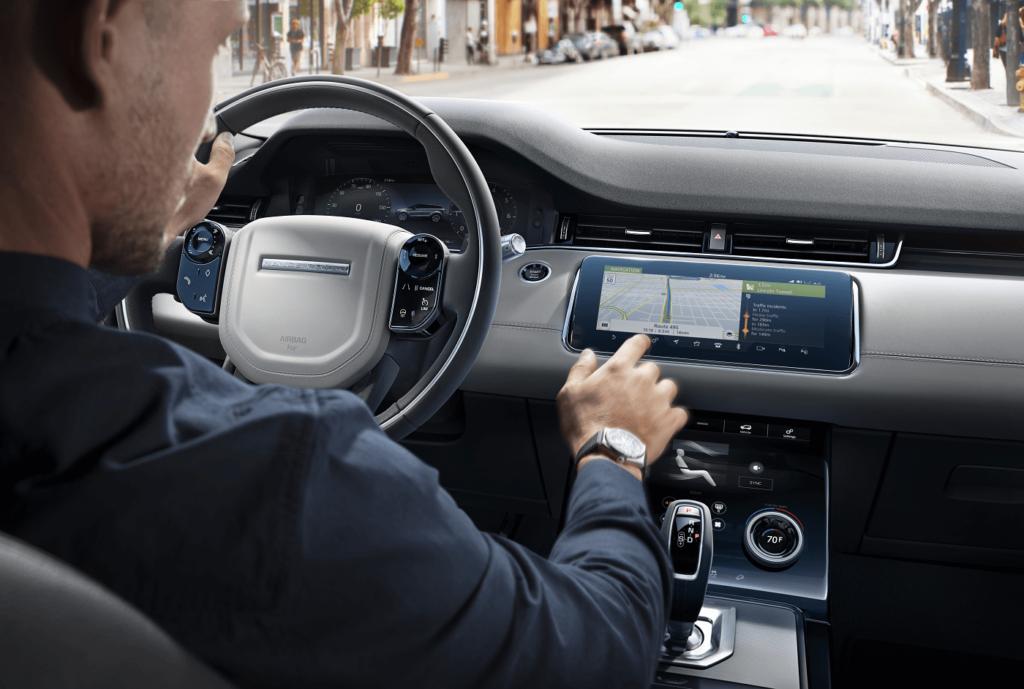 Range Rover Evoque Technology