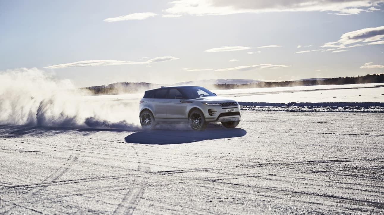 Range Rover Evoque Off-Road