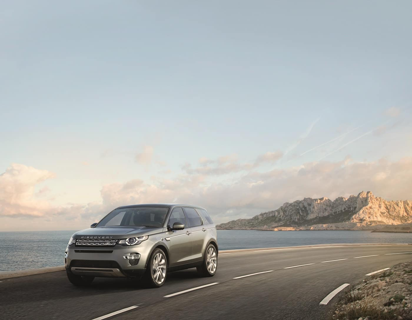 Land Rover Discovery Sport Safety