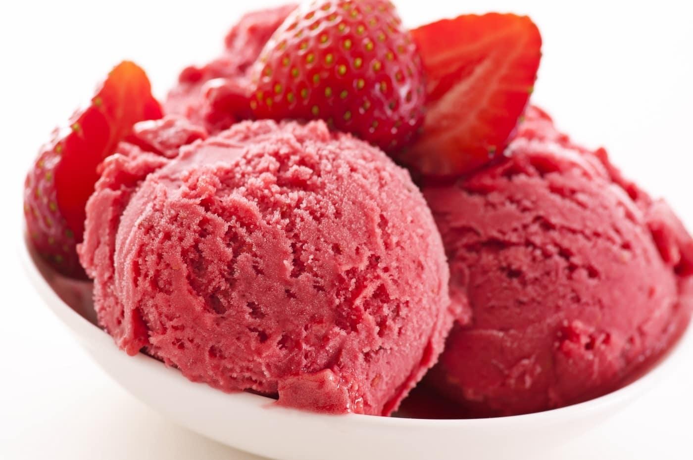 Strawberry Sherbert