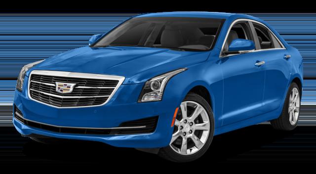 2017 Cadillac ATS Blue
