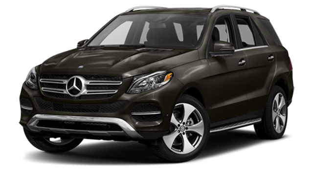 2017 MB GLE 350 Black