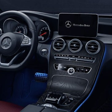 2018 Mercedes-Benz C-Class Technology