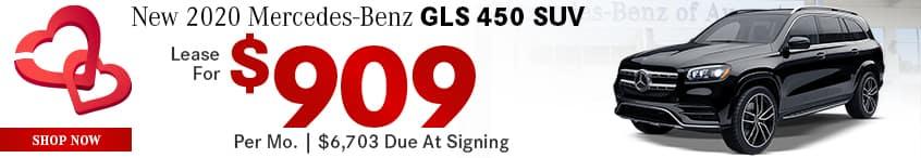 GLS 450 Suv special