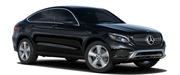 GLC 300 4MATIC<sup>®</sup> Coupe