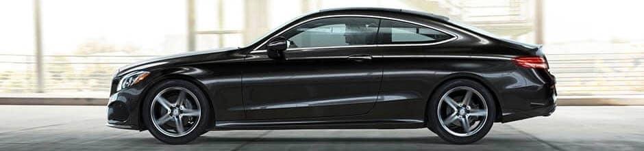 2018 Mercedes-Benz C-Class Coupe Exterior