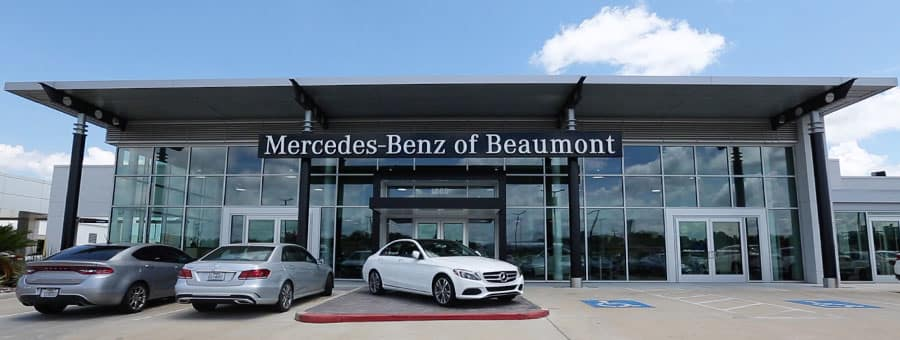 Mercedes-Benz of Beaumont dealership near Lumberton TX