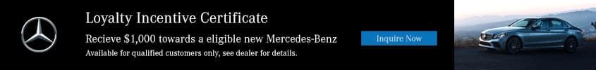 MercedesBenzLoyaltyBanner