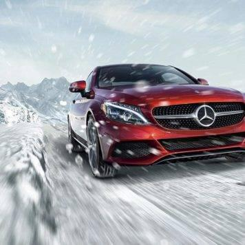 2017-C300-Coupe Snowy